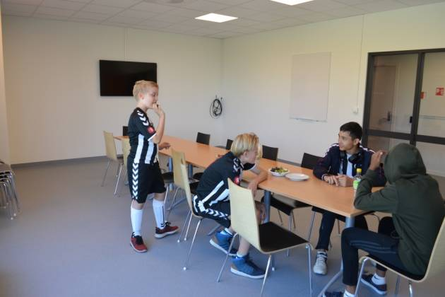 Sagene Idrettsforening - Møterom Stripen