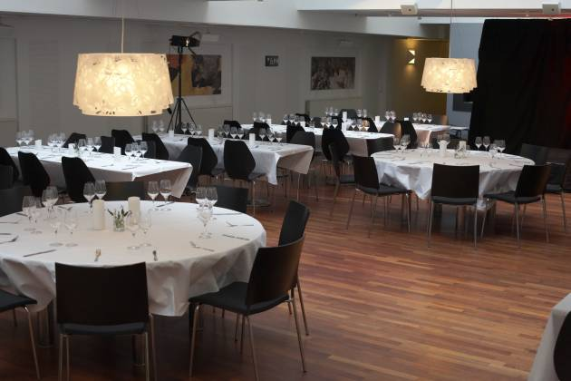 Mariboesgate 13 - M13 - Kantine - Flotte lokaler for kurs og konferanse