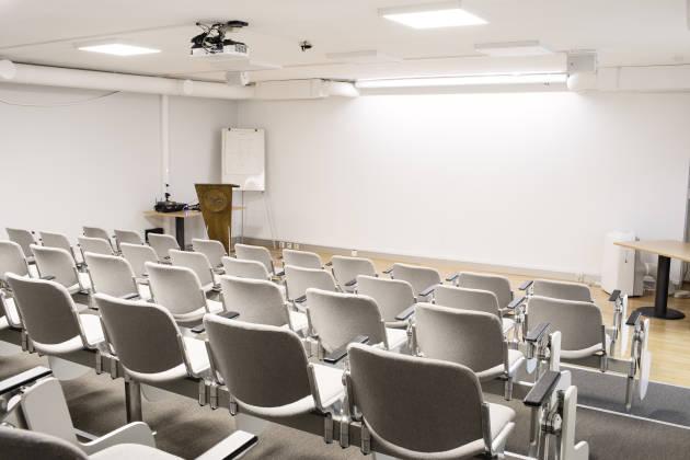 Bærum International Hub på Høvik - Auditorium