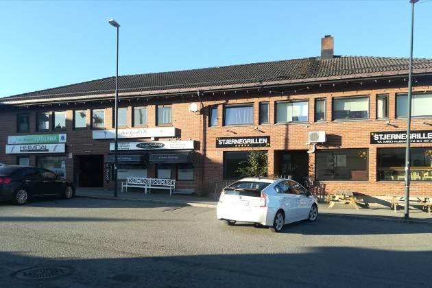 Heimdal Arrangementslokale - Hele lokalet