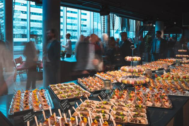Restaurant EDDA og EDDA eventlokale - Restaurant Edda + Selskapslokale