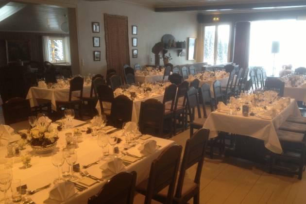 Kleivstua - Restaurant Dronningen