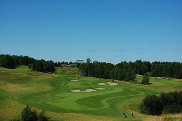 Miklagard Golfrestaurant - Selskapslokaler