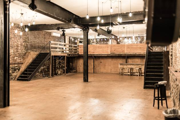 Alpha Space - Raw & Outdoor Space in Crown Heights