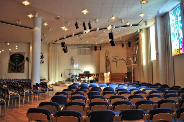 Betlehem - Konferansesal og møterommet