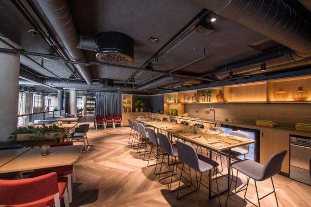 Restaurant Edda og Diagonale - Restaurant Edda / Diagonale