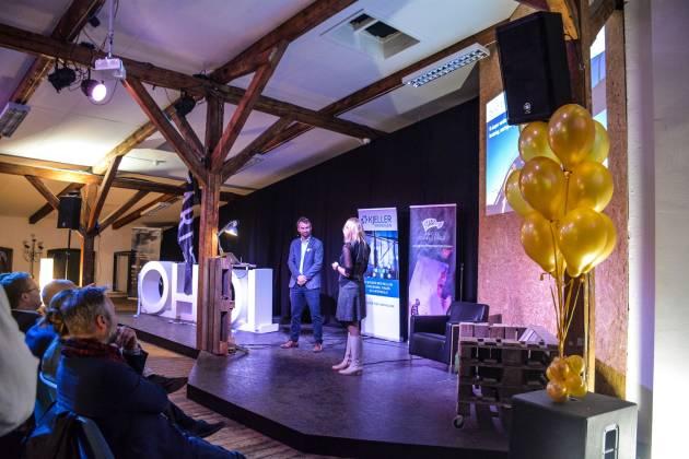 Oslo House of Innovation - Eventspace Loft