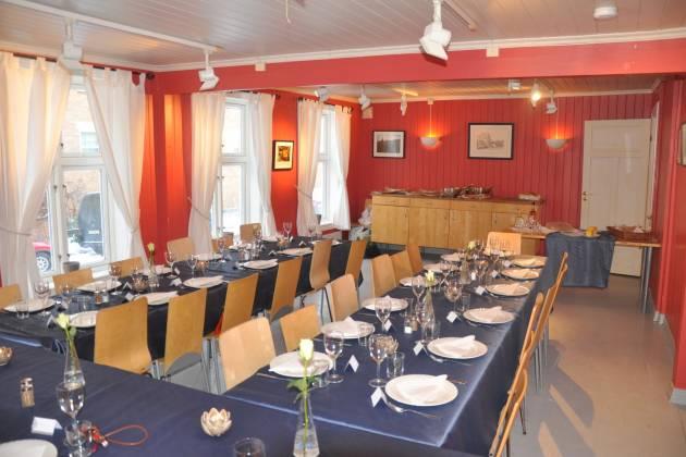 Grendehuset Korsgata 16 - Selskapslokale