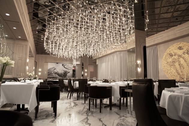 Hunt & Fish Club NYC - The White Room