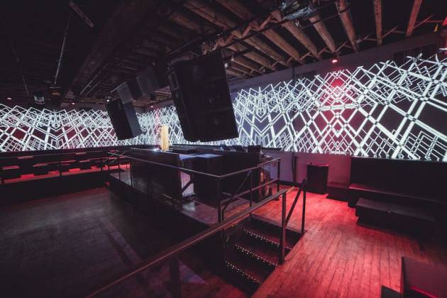 Schimanski - Industrial Nightclub in Brooklyn