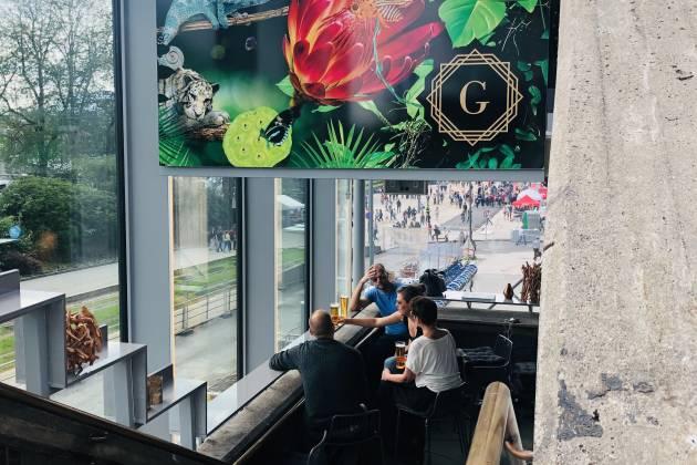 Glasshuset Oslo - Glasshuset restaurant