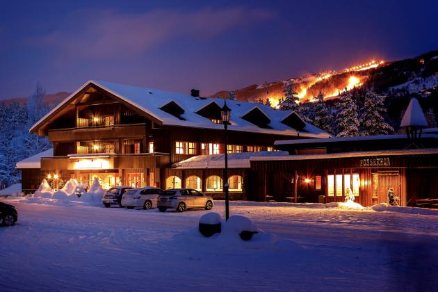Hunderfossen Hotell og Resort - Selskapslokaler