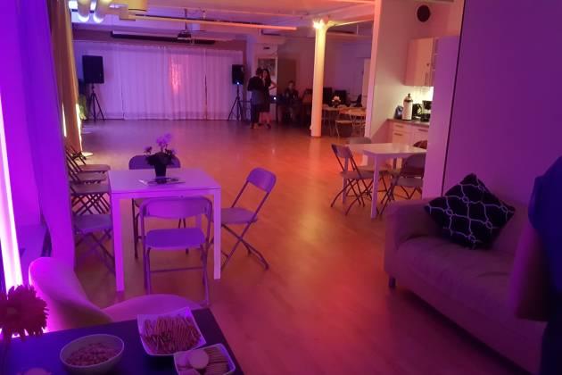 Dancecity - Dancecity- hele lokalet