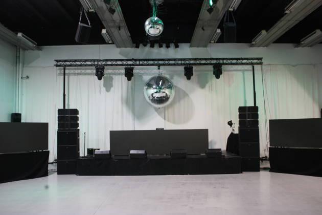 Eurotekhallen - Eventlokale på Bryn