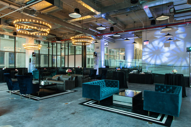 The Mezzanine  - Premier Event Space in the Financial District