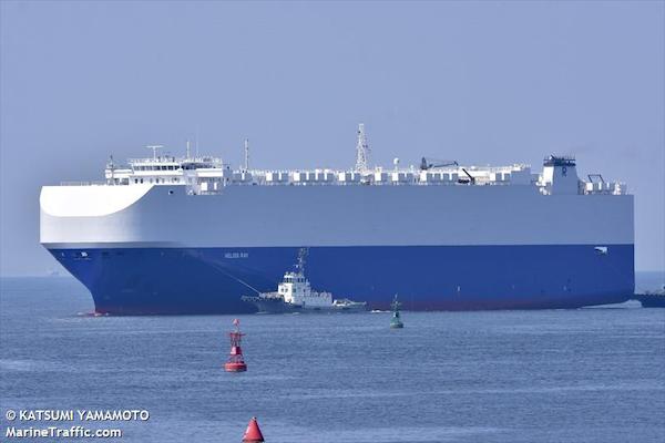 Netanyahu blames Iran or attack on Israeli cargo ship; Iranian targets in Syria struck in possible retaliation