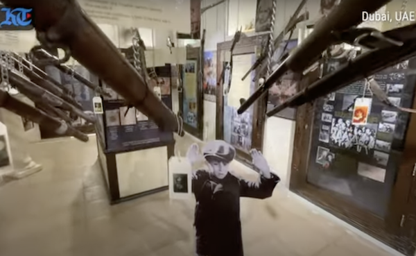 First-ever Gulf Holocaust exhibition debuts in UAE amid rise of anti-Semitism worldwide