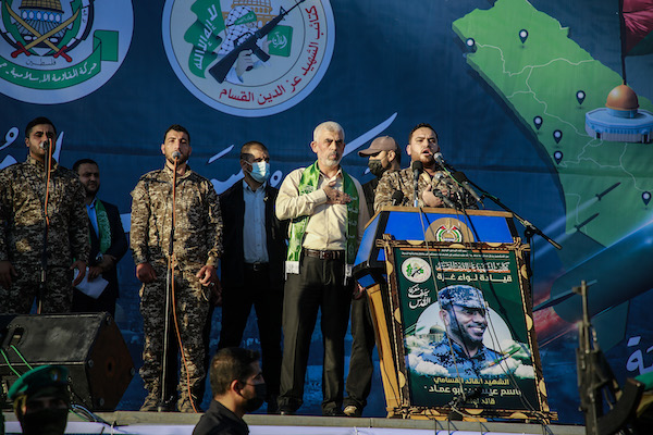 Hamas used the recent rocket war as a massive fund-raiser, and to boost its popularity among Palestinians in both the West Bank and Gaza – new poll finds it has succeeded wildly