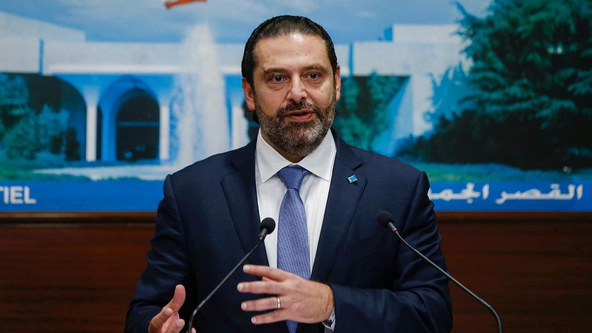 Lebanon's care taker prime minister resigns after failing to form government: 'God help this country'