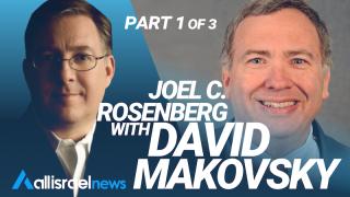 David Makovsky Interview 1 or 3