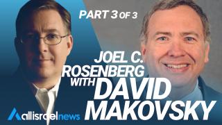 David Makovsky Interview 3 or 3