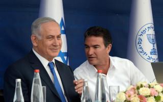 Prime Minister Benjamin Netanyahu and Head of the Mossad Yossi