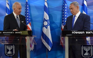 Biden with Netanyahu