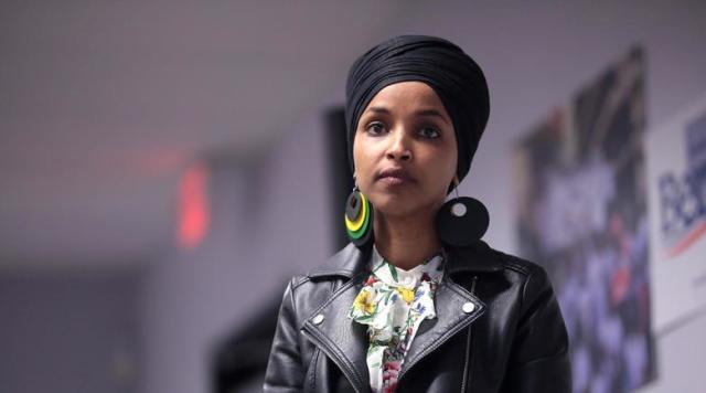 After equating US, Israel to Hamas, Taliban, congressmen call to censure Ilhan Omar