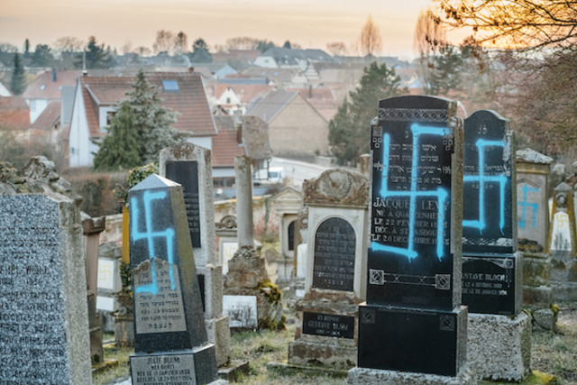 What is behind the dramatic rise of anti-Semitism?