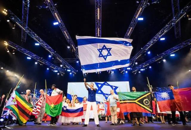 New Israeli government reaches out to global Christian supporters via the ICEJ Feast of Tabernacles