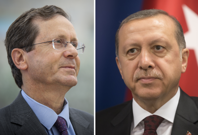 Turkey's president calls to congratulate his Israeli counterpart – why and what do we need to know?