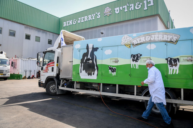 Ben & Jerry's board chairman doubles down on decision to boycott West Bank