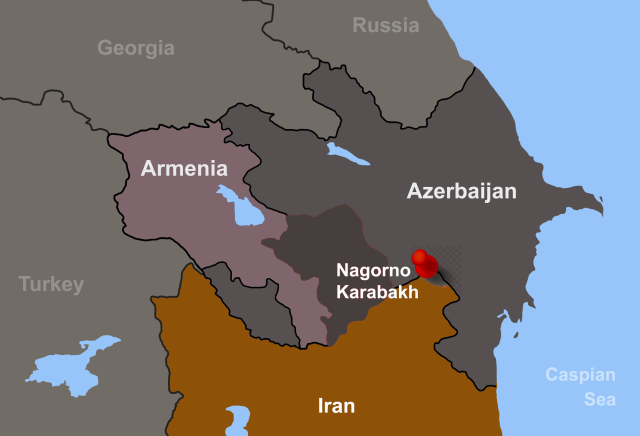 Are winds of war brewing on the Iranian border with Azerbaijan? And how are Israel, Turkey and Russia involved?