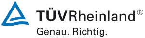 logo for 'TÜV Rheinland Community Berlin'