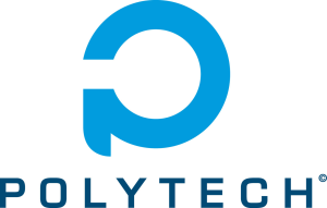logo for 'Polytech' Tours'