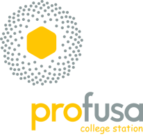 logo for 'PROFUSA College Station'