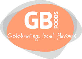 logo for 'GB foods Lunch'