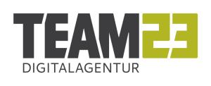 logo for 'TEAM23 Dienstag'