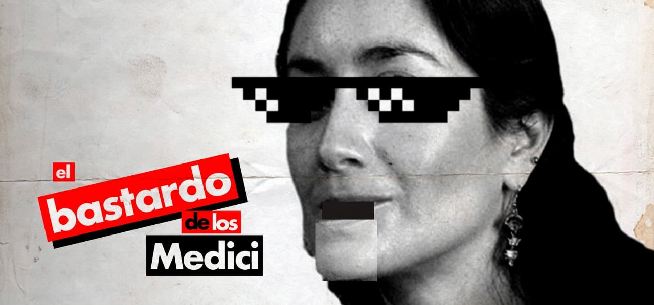 El Bastardo de los Medici Mayo 20