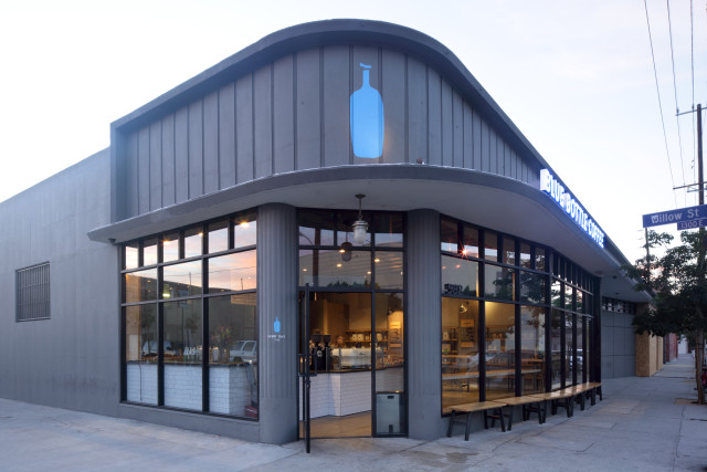 Blue Bottle Coffee Prudential