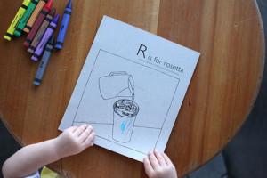 R is for rosetta 1