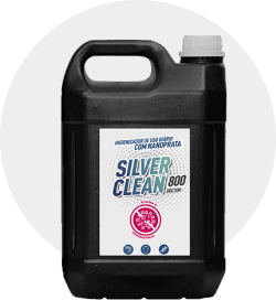 Silver Clean Galão 5L