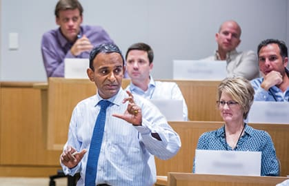 Ananth Raman, faculty member, Advanced Management Program HBS Executive Education