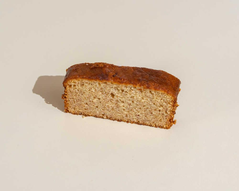 Banana Bread //  Natur