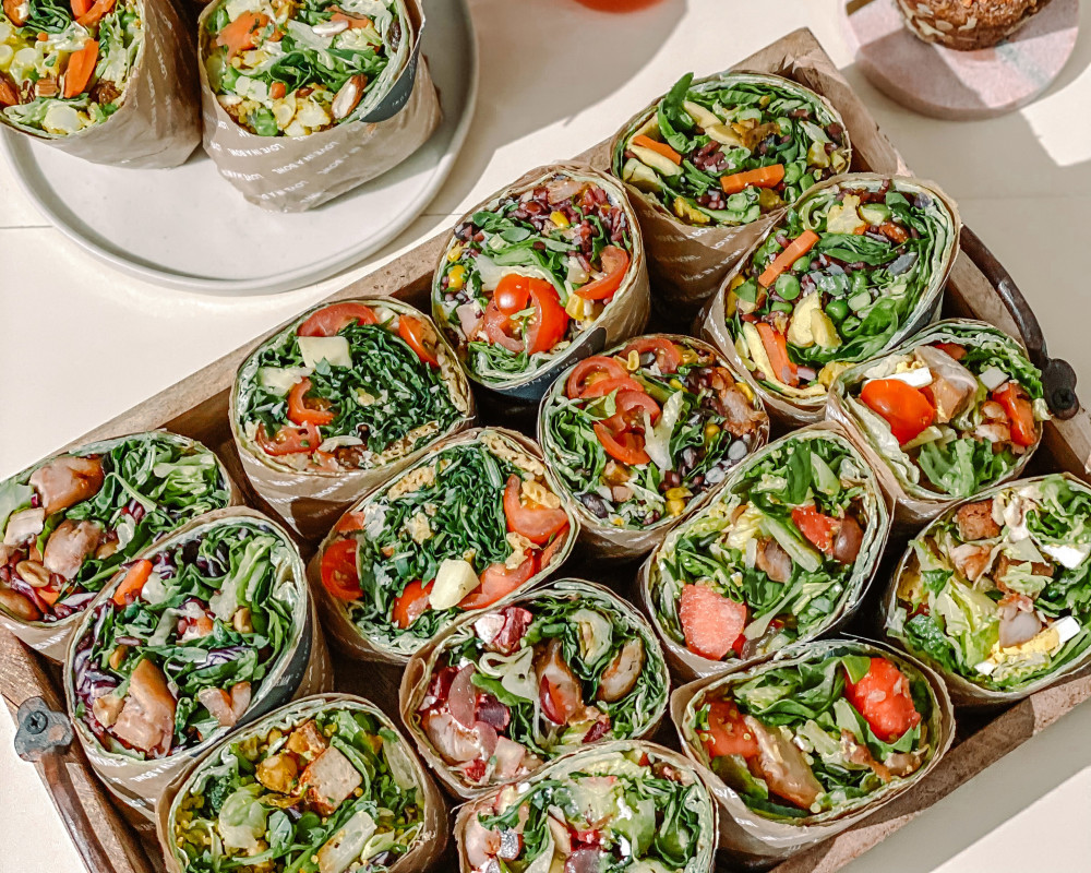 Mix Your Own Wrap