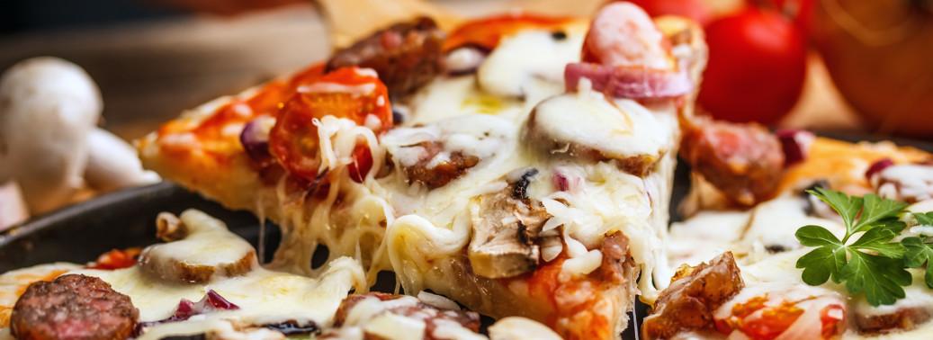 Pizza + Pasta Warengruppenbild
