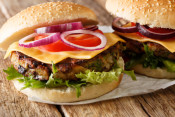 Sunny Veggie Burger