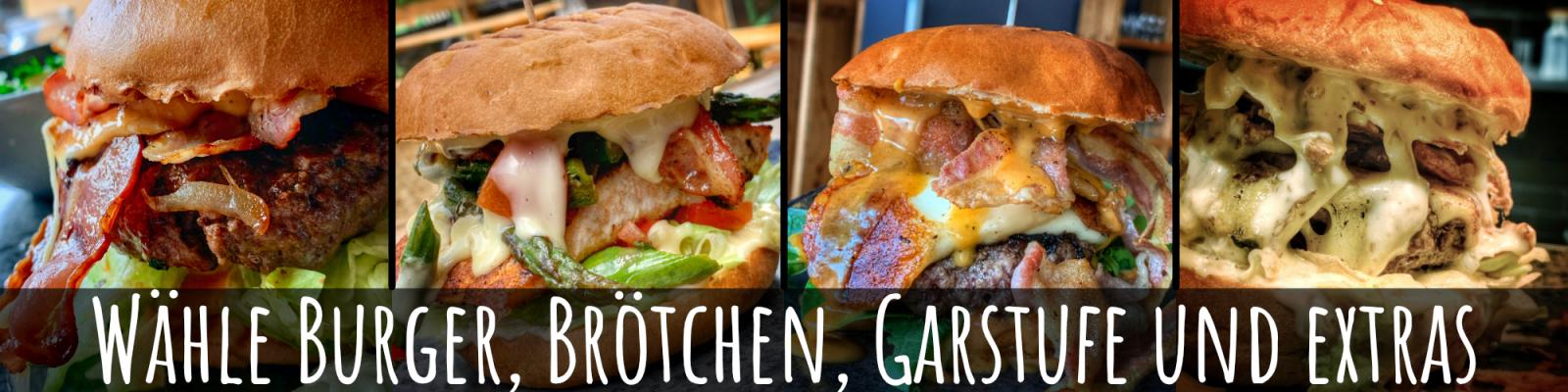 Backwood Burger Warengruppenbild