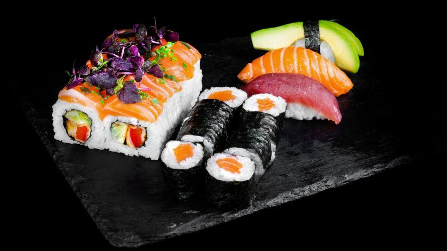 Sushi Bonn Warengruppenbild