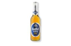 Gaffel Kölsch frei 0,33 l Flasche